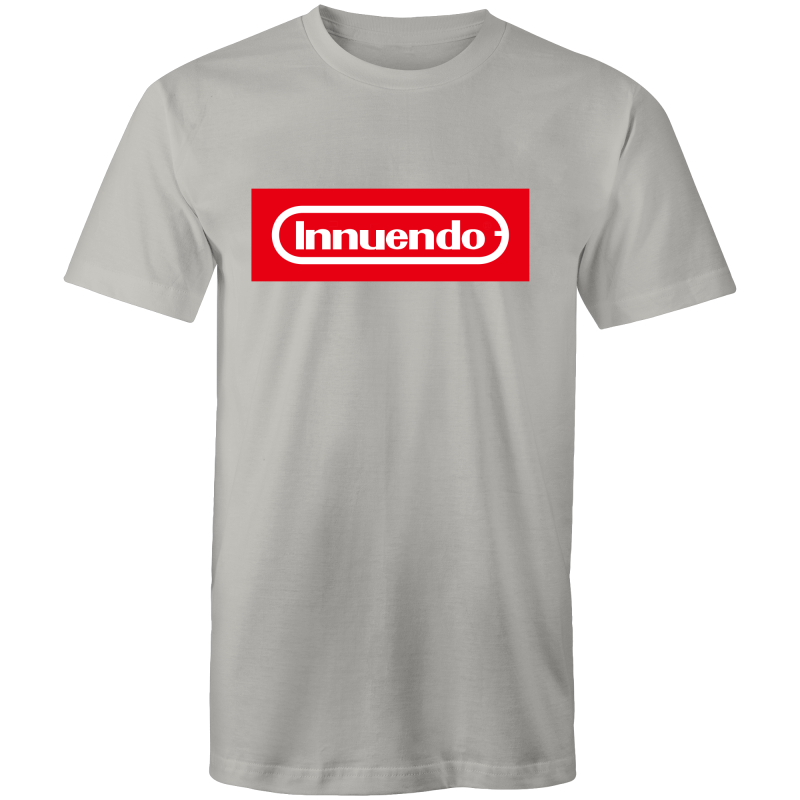 INNUENDO - Mens T-Shirt - Everything Sweaties