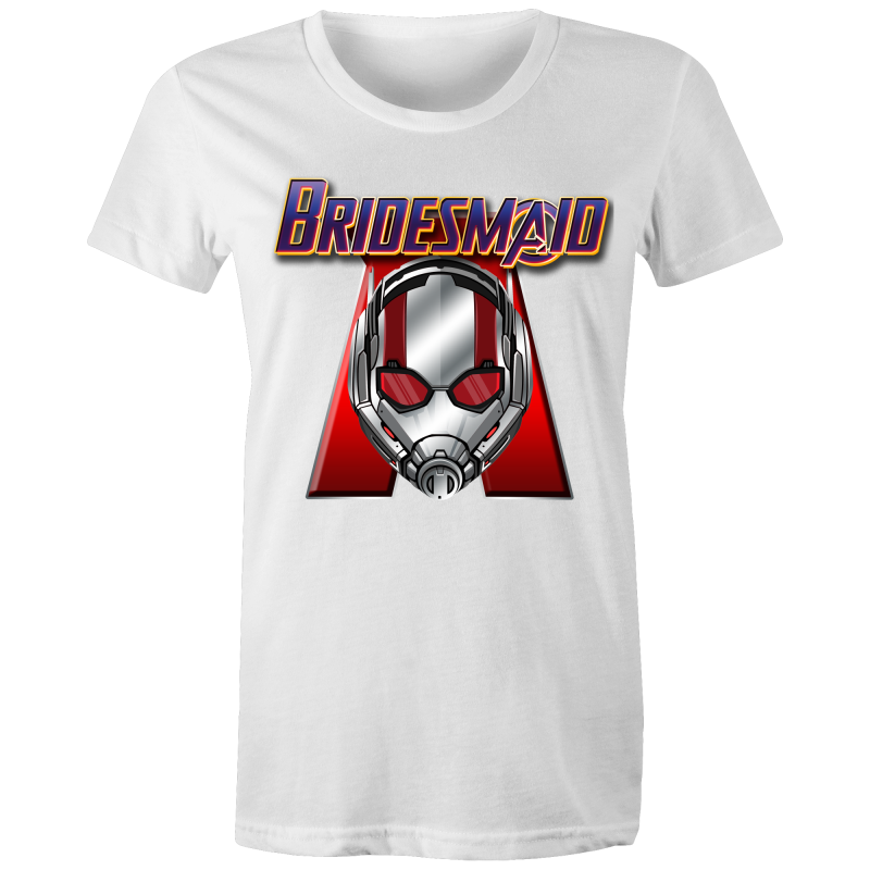 AVENGERS LANG BRIDESMAID - Womens T-shirt