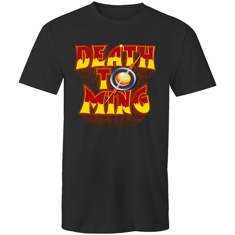 DEATH TO MING - Mens T-Shirt
