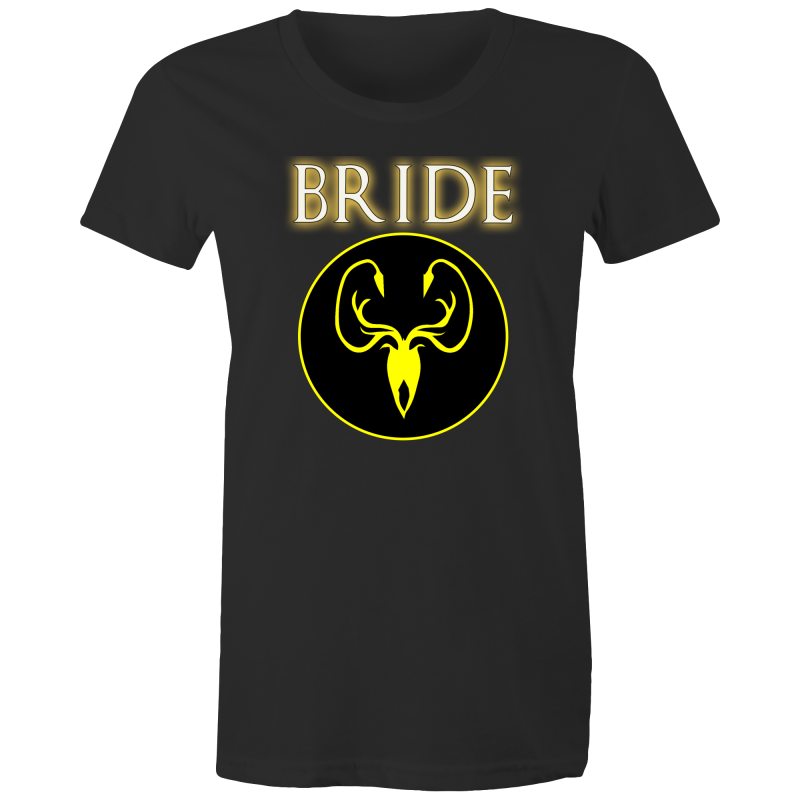HOUSE GREYJOY - BRIDE - Womens T-shirt