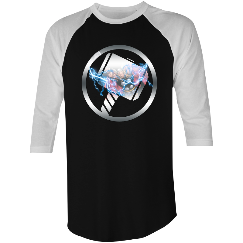 THOR - 3/4 Sleeve T-Shirt