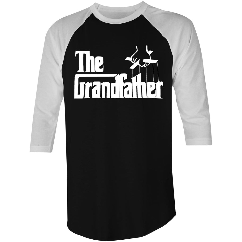 The Grandfather - 3/4 Sleeve T-Shirt