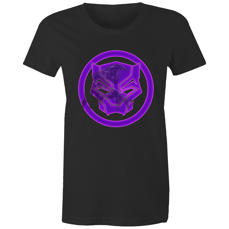 BLACK PANTHER - Womens T-shirt