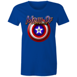 AVENGERS ROGERS MAID OF HONOUR - Womens T-shirt
