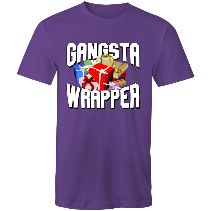 GANGSTA WRAPPER - Mens T-Shirt