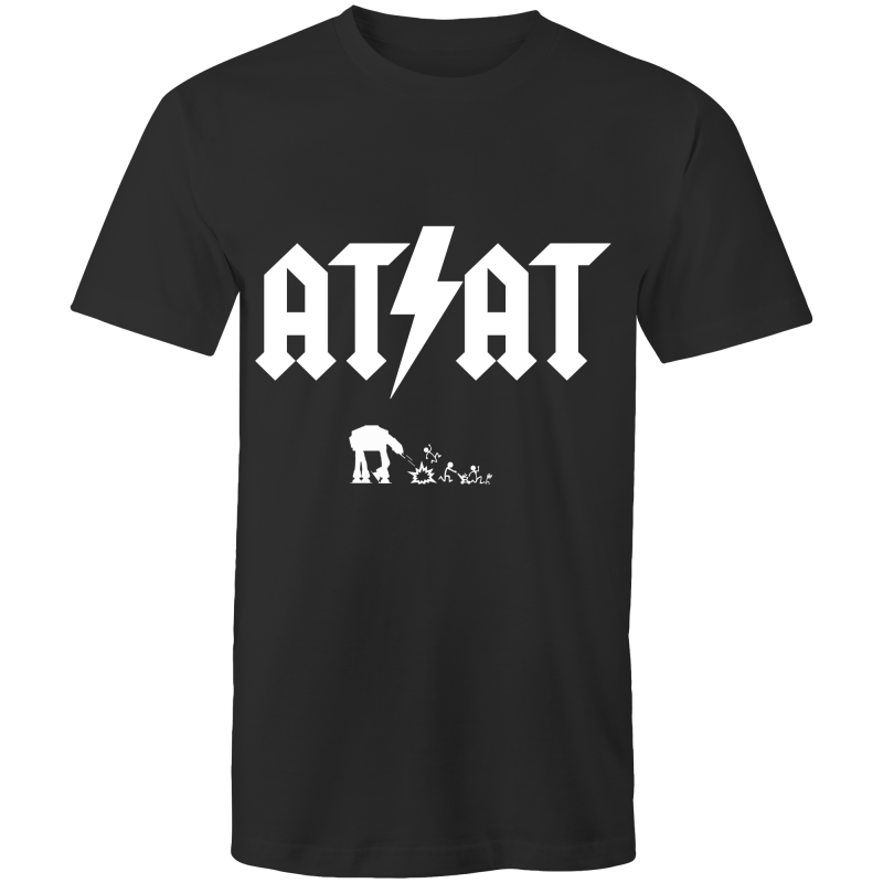 ATAT - Mens T-Shirt - Everything Sweaties