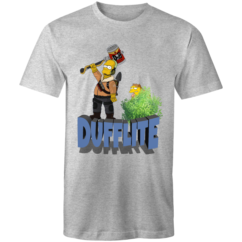 DUFFLITE FORTNITE HOMER - Mens T-Shirt - Everything Sweaties