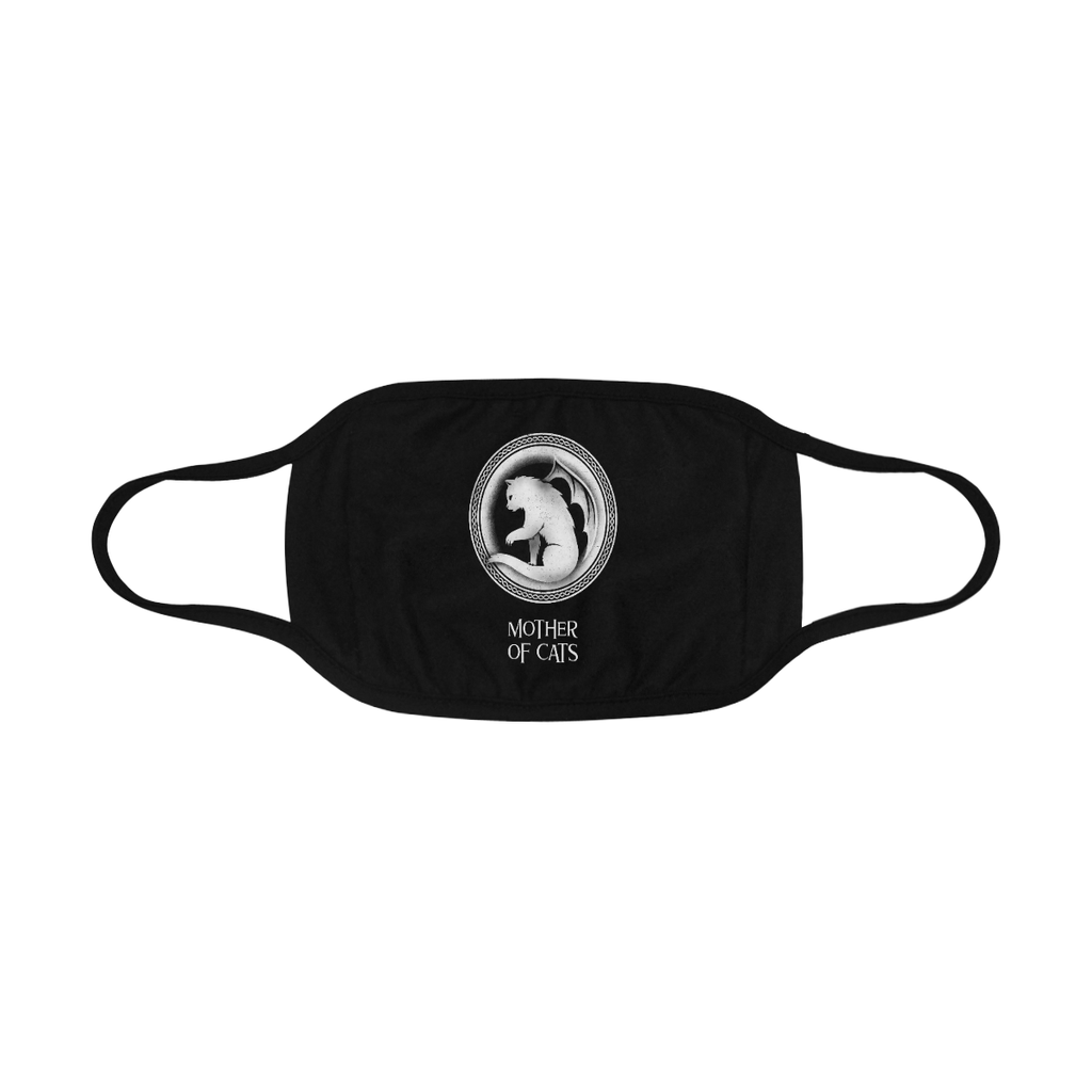 MOTHER OF CATS FACE MASK WITH PM2.5 FILTERS