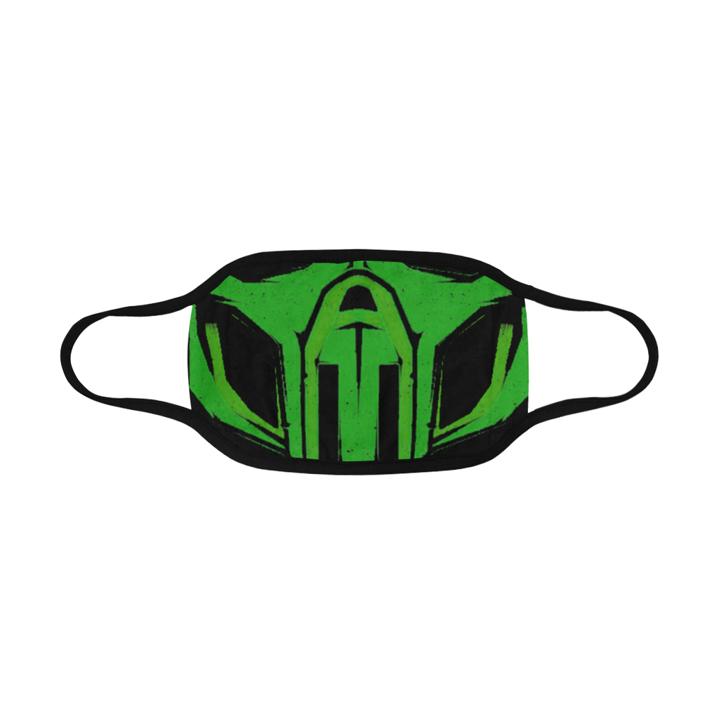 REPTILE FACE MASK WITH PM2.5 FILTERS