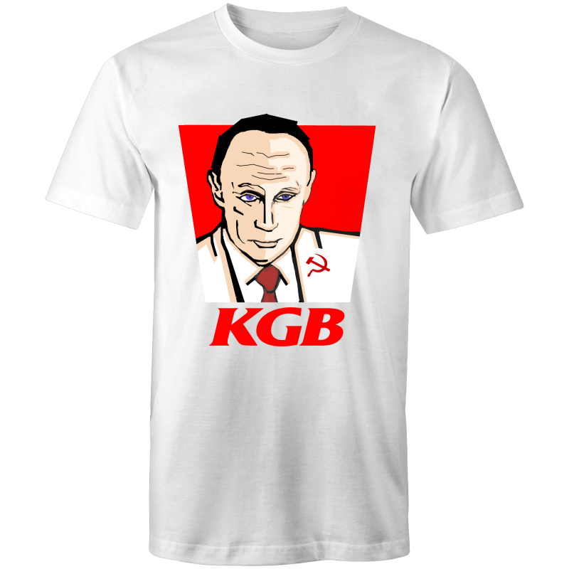 KGB - Mens T-Shirt - Everything Sweaties