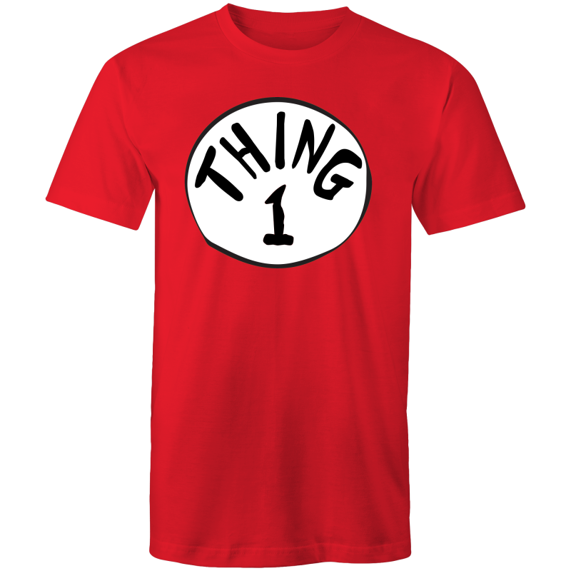 THING ONE - Mens T-Shirt