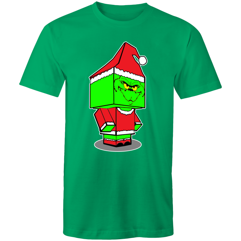 GRINCHCRAFT - Mens T-Shirt - Everything Sweaties