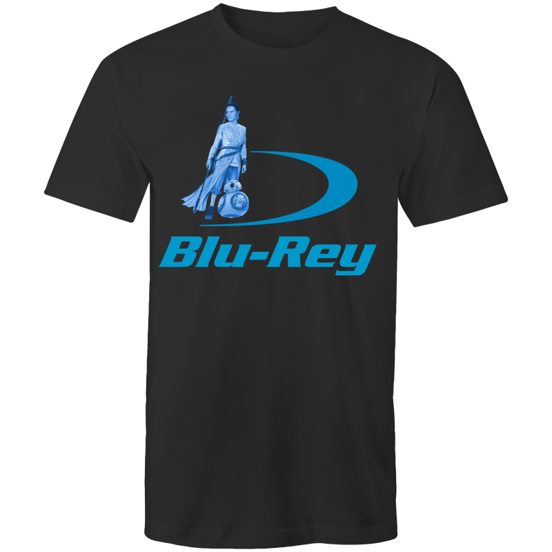 BLU-REY - Mens T-Shirt - Everything Sweaties