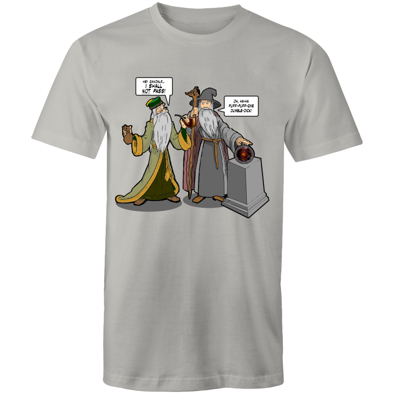 PUFF PUFF GIVE DUMBLEDORK - Mens T-Shirt - Everything Sweaties