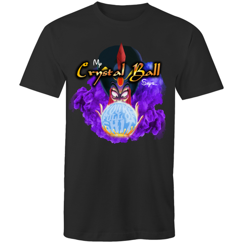MY CRYSTAL BALL - Mens T-Shirt