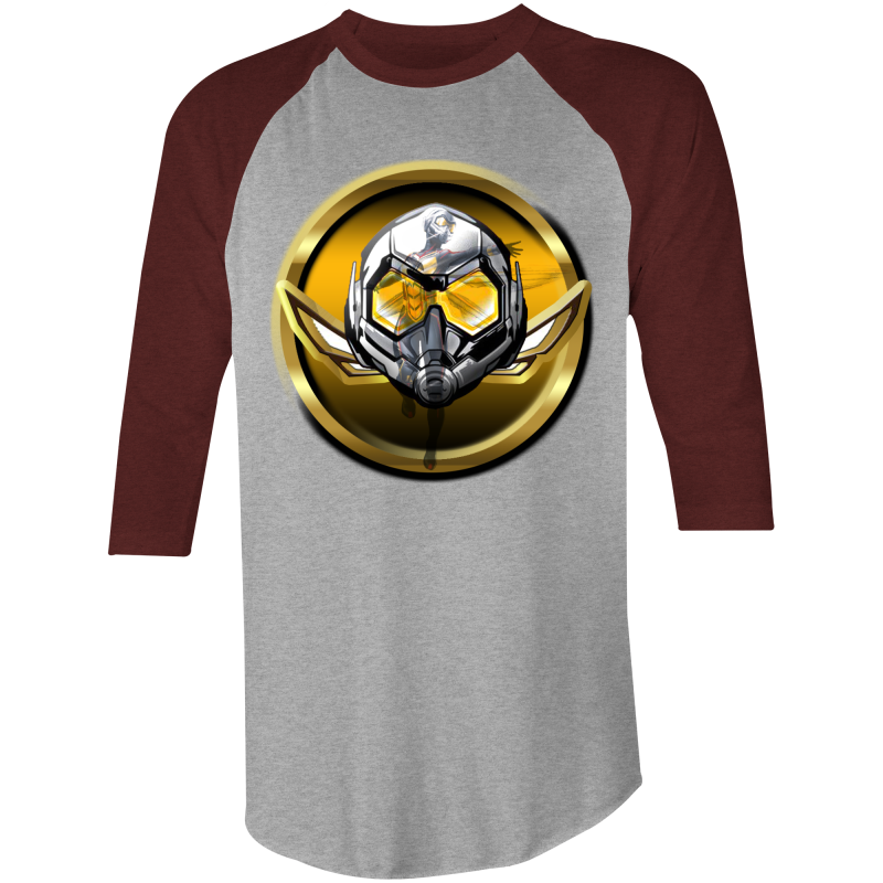 WASP - 3/4 Sleeve T-Shirt