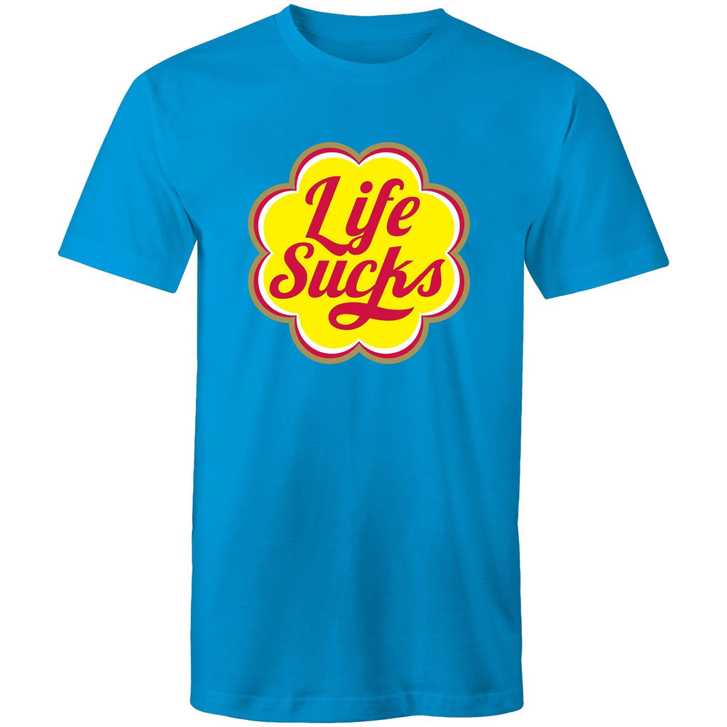 LIFE SUCKS - Mens T-Shirt