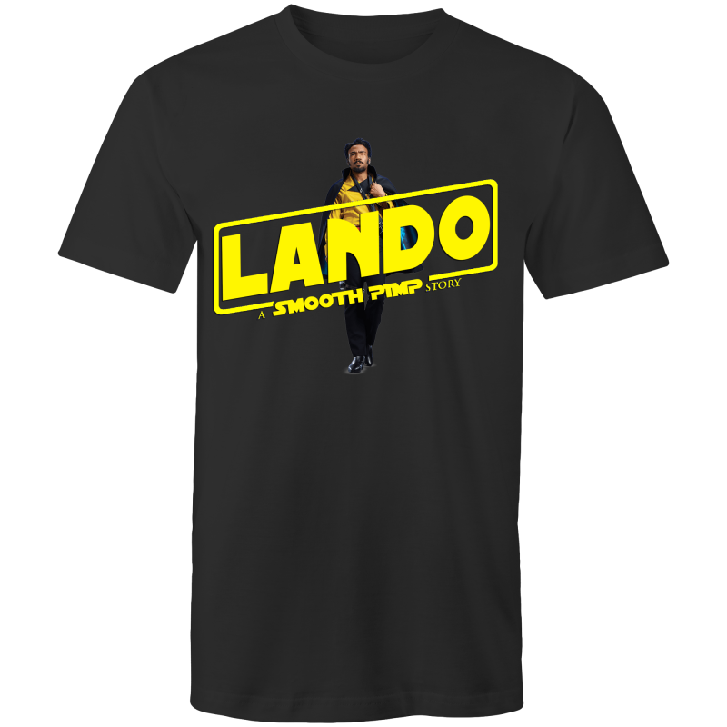LANDO SMOOTH PIMP - Mens T-Shirt