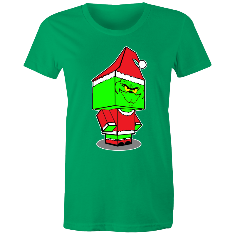 GRINCHCRAFT - Womens T-shirt - Everything Sweaties