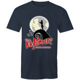 THE NIGHTMARE BEFORE CHRISTMAS - Mens T-Shirt