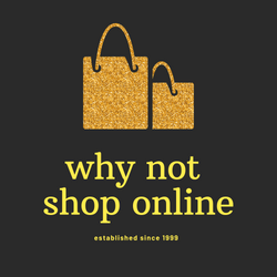 Why Not Shop Online Logo