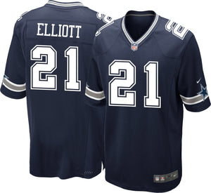 Dallas Cowboys Ezekiel Elliot Jersey
