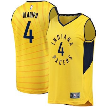 Indiana Pacer Victor Oladipo 2018/2019 Jersey's ALL STYLES