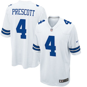 Dallas Cowboys Dak Prescott Jersey