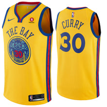 Load image into Gallery viewer, GSW Stephen Curry 2018/2019 Jersey's ALL STYLES