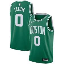 Boston Celtics Jayson Tatum 2018/2019 Jersey's ALL STYLES