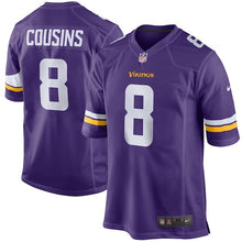 Load image into Gallery viewer, Washington Redskins Kirk Cousins Jersey
