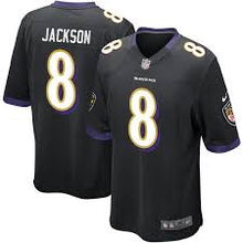 Load image into Gallery viewer, Baltimore Ravens Lamar Jackson Jersey