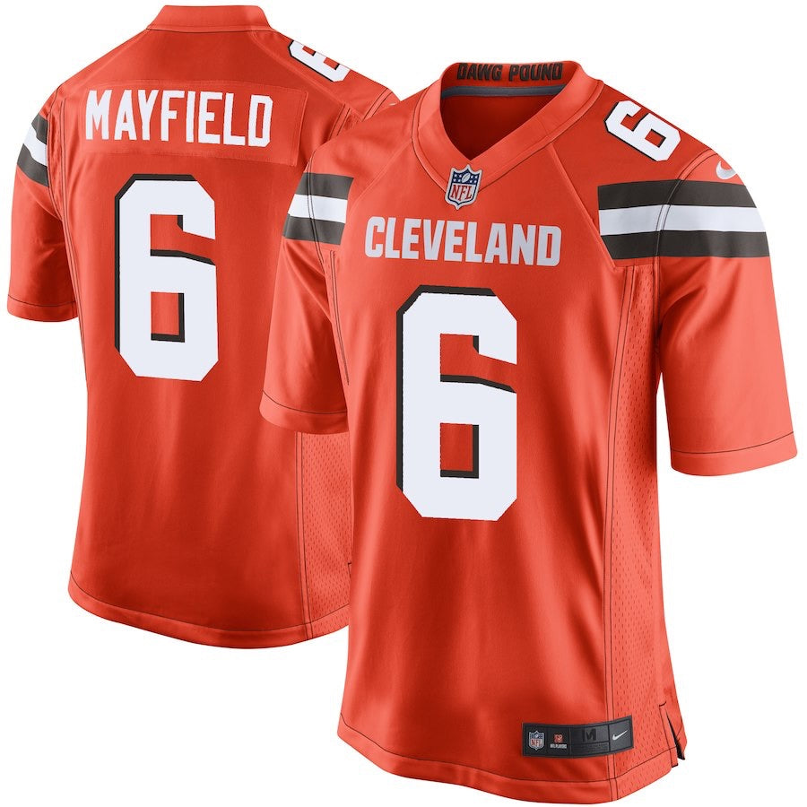 Cleveland Browns Baker Mayfield Jersey