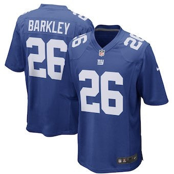 New York Giants Saquon Barkley Jersey