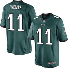 Load image into Gallery viewer, Philadelphia Eagles Carson Wents Jersey