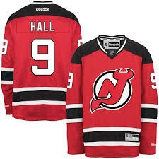 NJ Devils Taylor Hall NHL Jersey