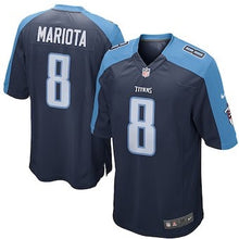 Load image into Gallery viewer, Tennessee Titans Marcus Mariota Jersey