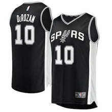 Load image into Gallery viewer, San Antonio Spurs Demar DeRozen 2018/2019 Jersey's ALL STYLES