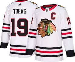 Chicago Blackhawks Jonathan Toews NHL Jersey