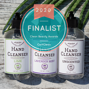 Clean Beauty Award Finalist!