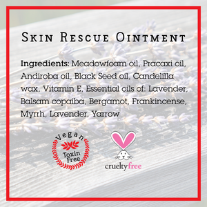 Skin Rescue Ointment