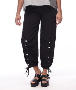 Scooter Pant in Black