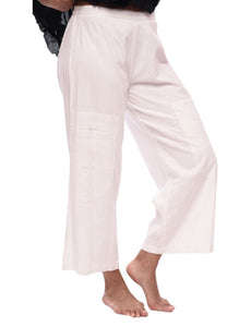 Big Pocket Pant in White