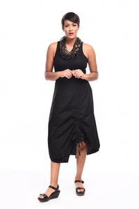 Ainsley Skirt in Black by Snapdragon & Twig