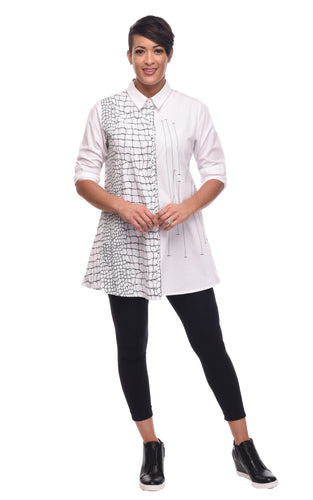 Eileen Button Down by Snapdragon & Twig