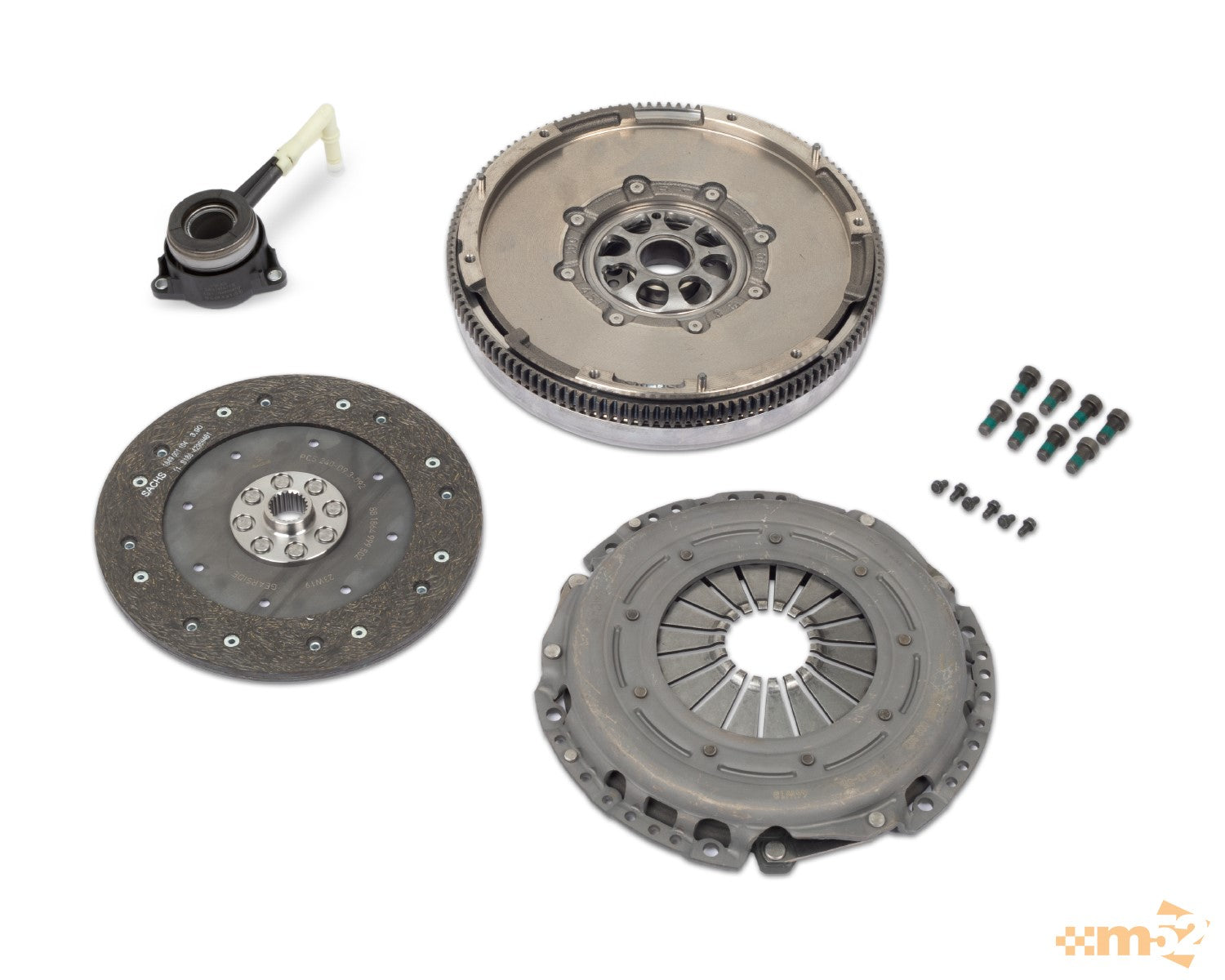 m52 Clutch and Flywheel Upgrade - mountune52