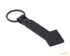 m52 Black-Out Leather Keyring - mountune52