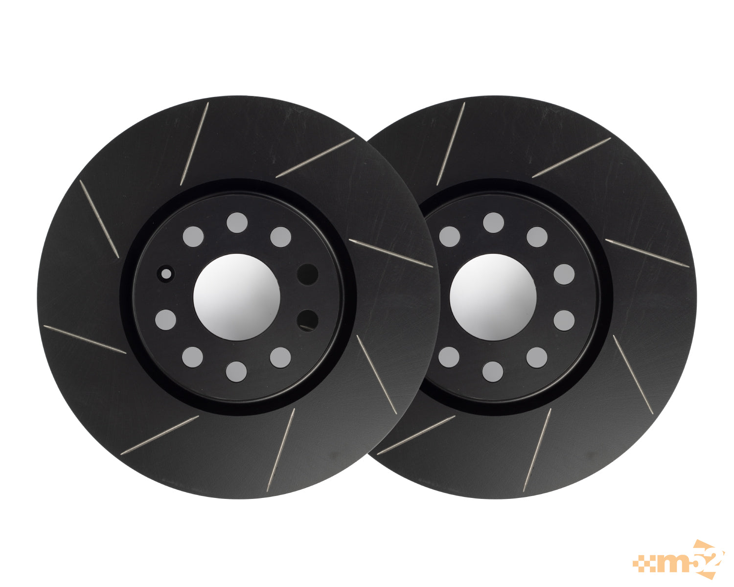 m52 Performance Front Brake Discs - mountune52