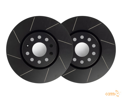 m52 Golf GTI Performance Front Brake Discs - Fully Fitted at m52 HQ - mountune52