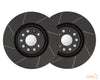m52 Golf R Performance Front Brake Discs - Fully Fitted at m52 HQ - mountune52